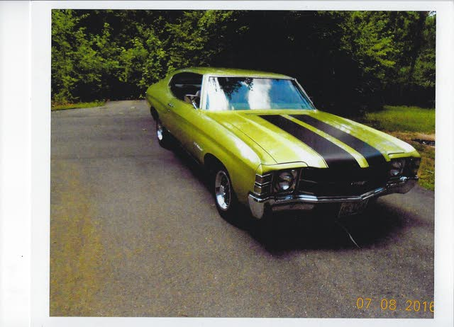 Picture of 1971 Chevrolet Malibu, exterior, gallery_worthy