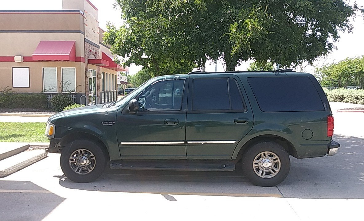 My 01 ford expedition the ac blower in the front will only blow on high no medium no low why is that