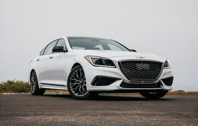 Picture of 2016 Hyundai Genesis 3.8 RWD, exterior, gallery_worthy