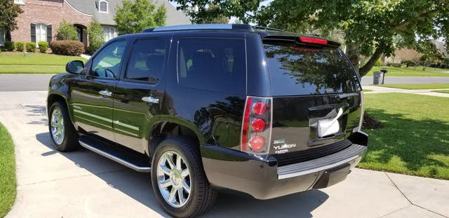Picture of 2012 GMC Yukon Denali, exterior, gallery_worthy