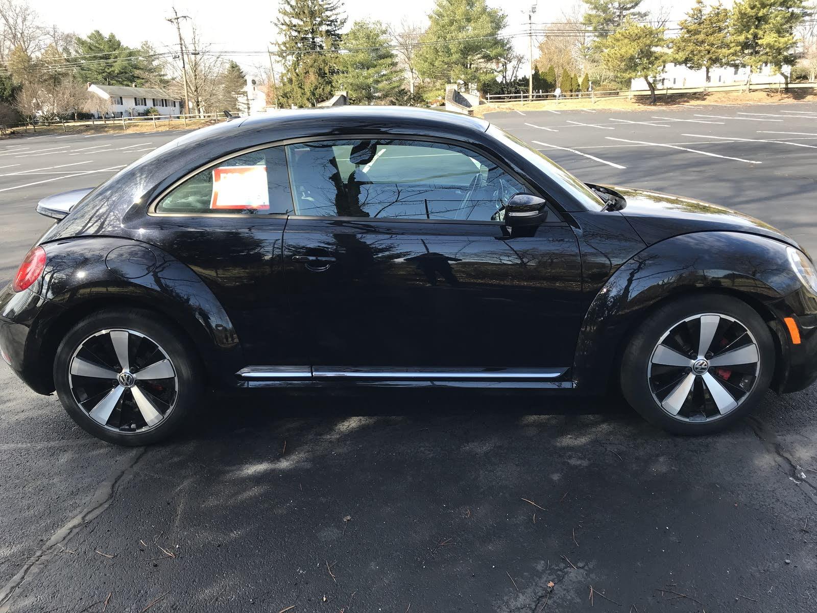 Volkswagen Beetle Questions - Financing
