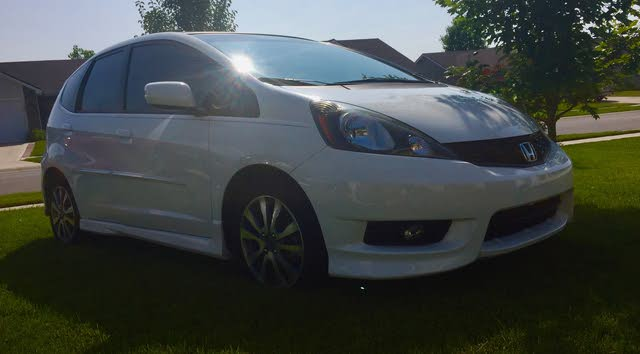 Picture of 2012 Honda Fit Sport w/ Nav