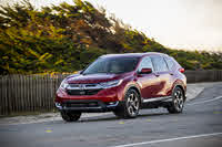 2018 Honda CR-V, Front-quarter view, gallery_worthy