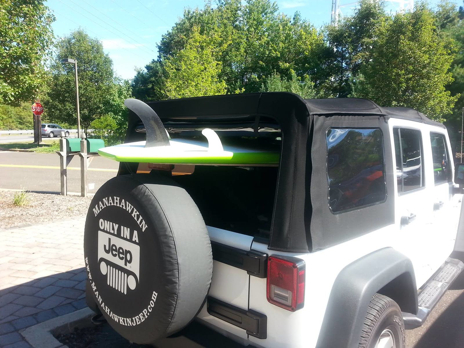 Jeep Wrangler Unlimited Questions   Jeep Wrangler Soft Top Roof Rack    CarGurus