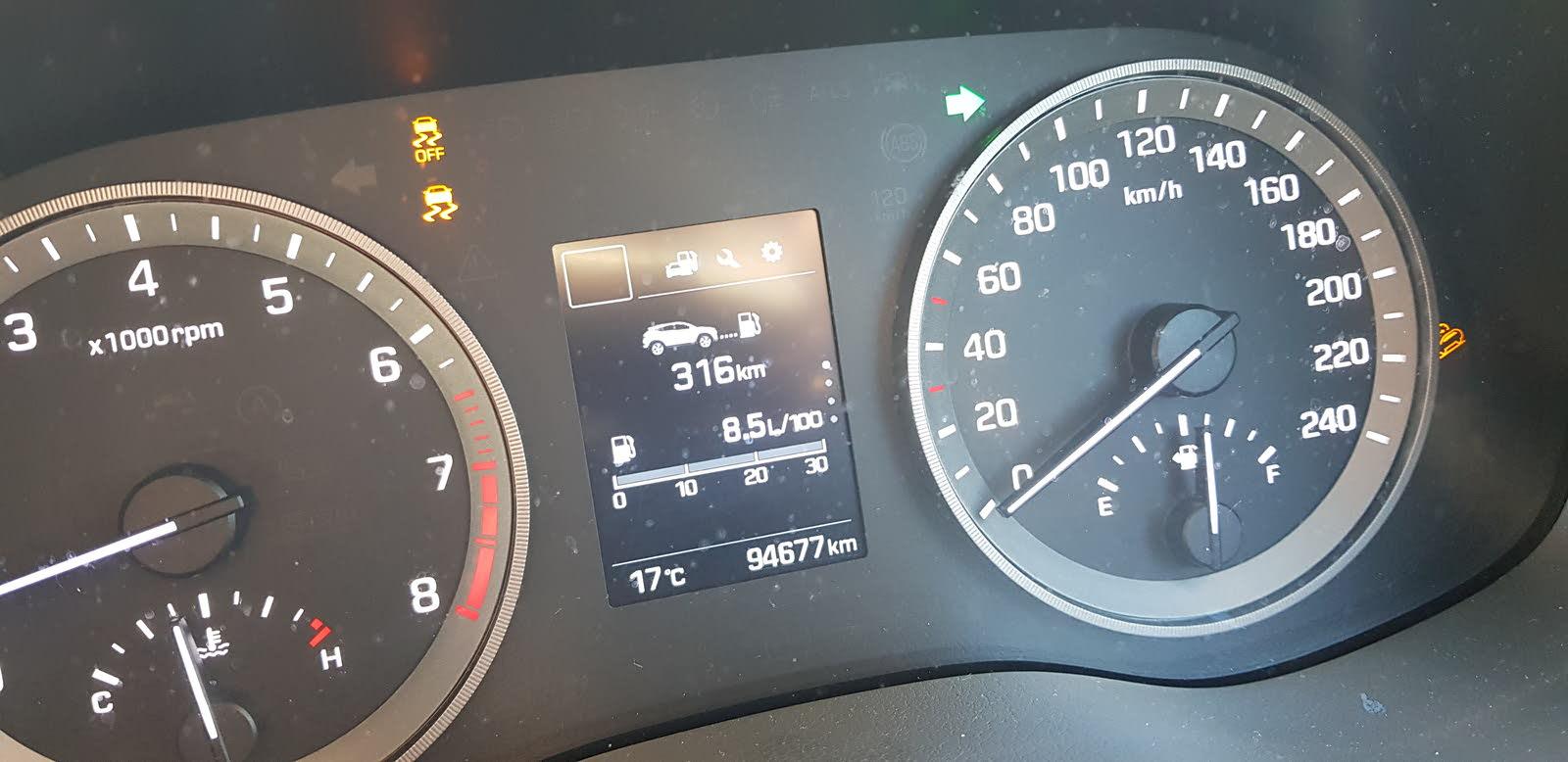 Hyundai Tucson Questions - Warning lights are on - CarGurus