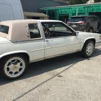Picture of 1988 Cadillac DeVille Coupe FWD, exterior, gallery_worthy