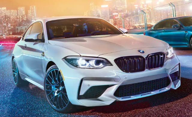2019 Bmw M2 Overview Cargurus