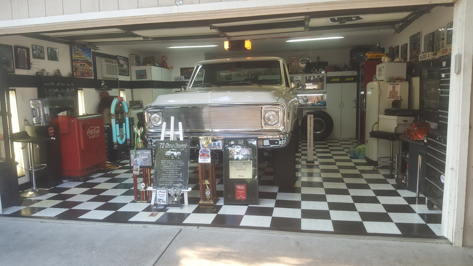 Chevrolet C K 10 Questions Were Any C10 Trks Ever 4x4 Or Did It 1966 Chevy Lifted Mark Helpful