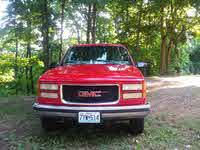 Picture of 1998 GMC Sierra 3500 4 Dr C3500 SLE Crew Cab LB, exterior, gallery_worthy