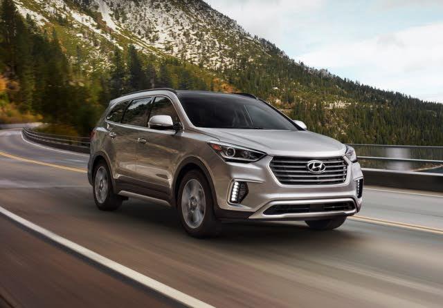 2020 Hyundai Santa Fe Xl Overview Cargurus