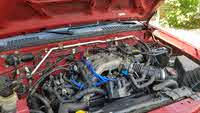 Picture of 2003 Nissan Xterra XE V6 4WD, engine, gallery_worthy