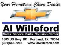 Al Willeford Chevrolet, Inc. logo
