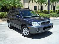 Picture of 2004 Hyundai Santa Fe 3.5L LX FWD, exterior, gallery_worthy