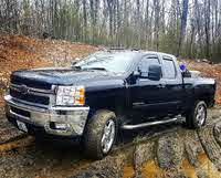 Picture of 2012 Chevrolet Silverado 2500HD LTZ Extended Cab 4WD, gallery_worthy