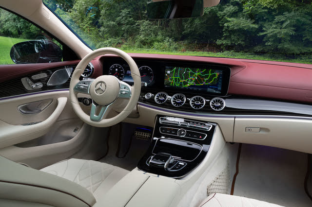 2019 Mercedes Benz Cls Class Overview Cargurus