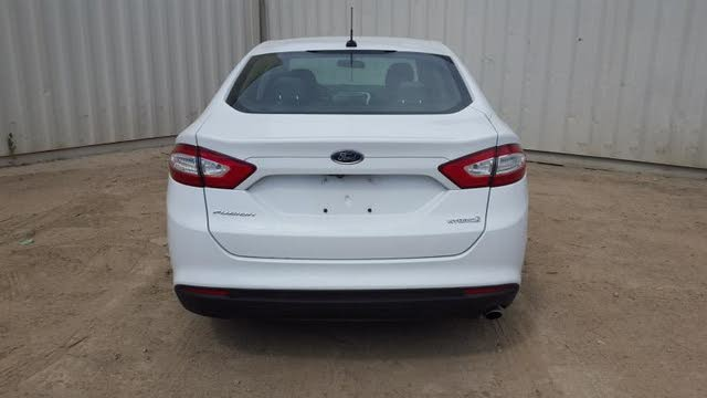 Picture of 2015 Ford Fusion Hybrid S FWD