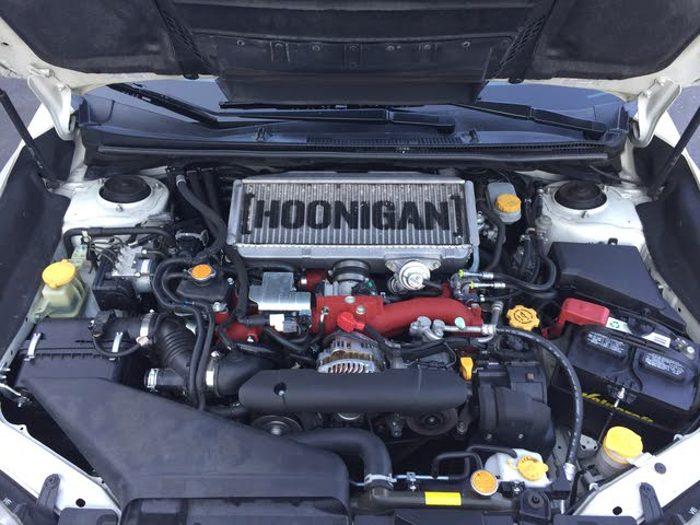 Picture of 2015 Subaru WRX STI Base, engine, gallery_worthy