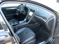 Picture of 2013 Ford Fusion Hybrid Titanium FWD, interior, gallery_worthy