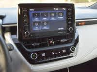 2019 Toyota Corolla Hatchback XSE FWD, 2019 Toyota Corolla Hatchback XSE Main Menu Display, interior, gallery_worthy
