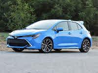 2019 Toyota Corolla Hatchback XSE FWD, 2019 Toyota Corolla Hatchback XSE Blue Flame, exterior, gallery_worthy
