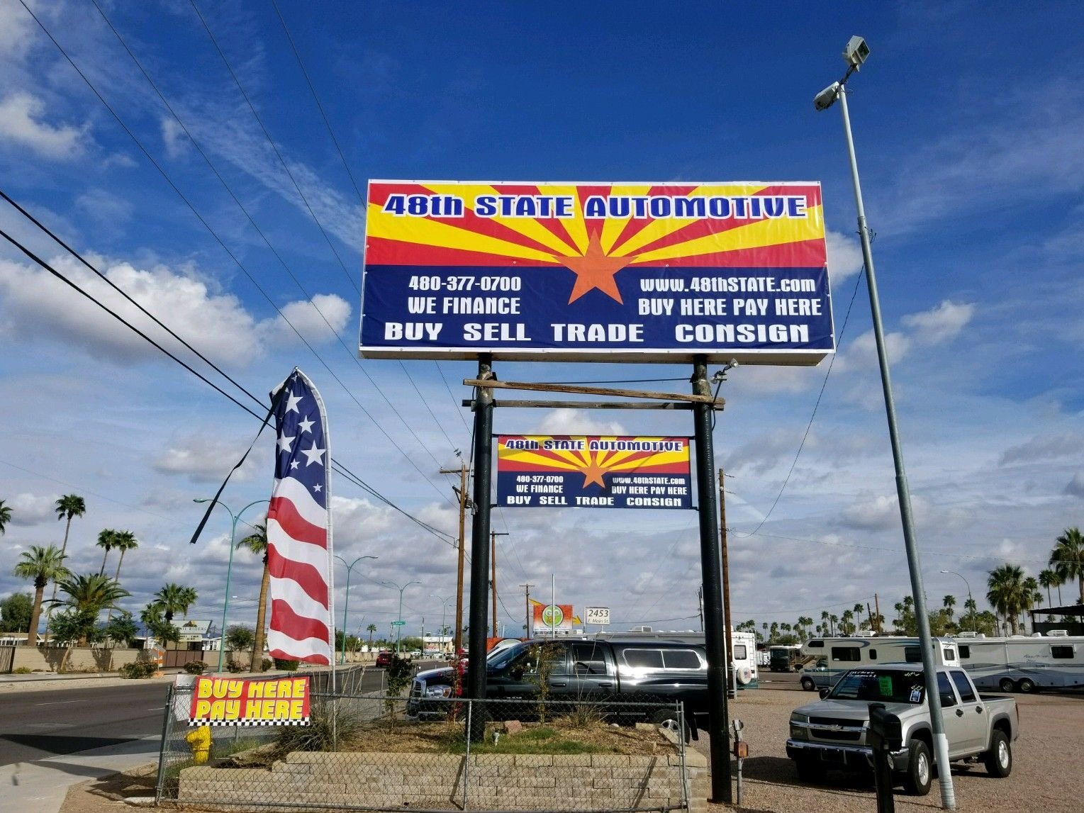 Used Cars Mesa Az >> 48th State Automotive - Mesa, AZ: Read Consumer reviews, Browse Used and New Cars for Sale