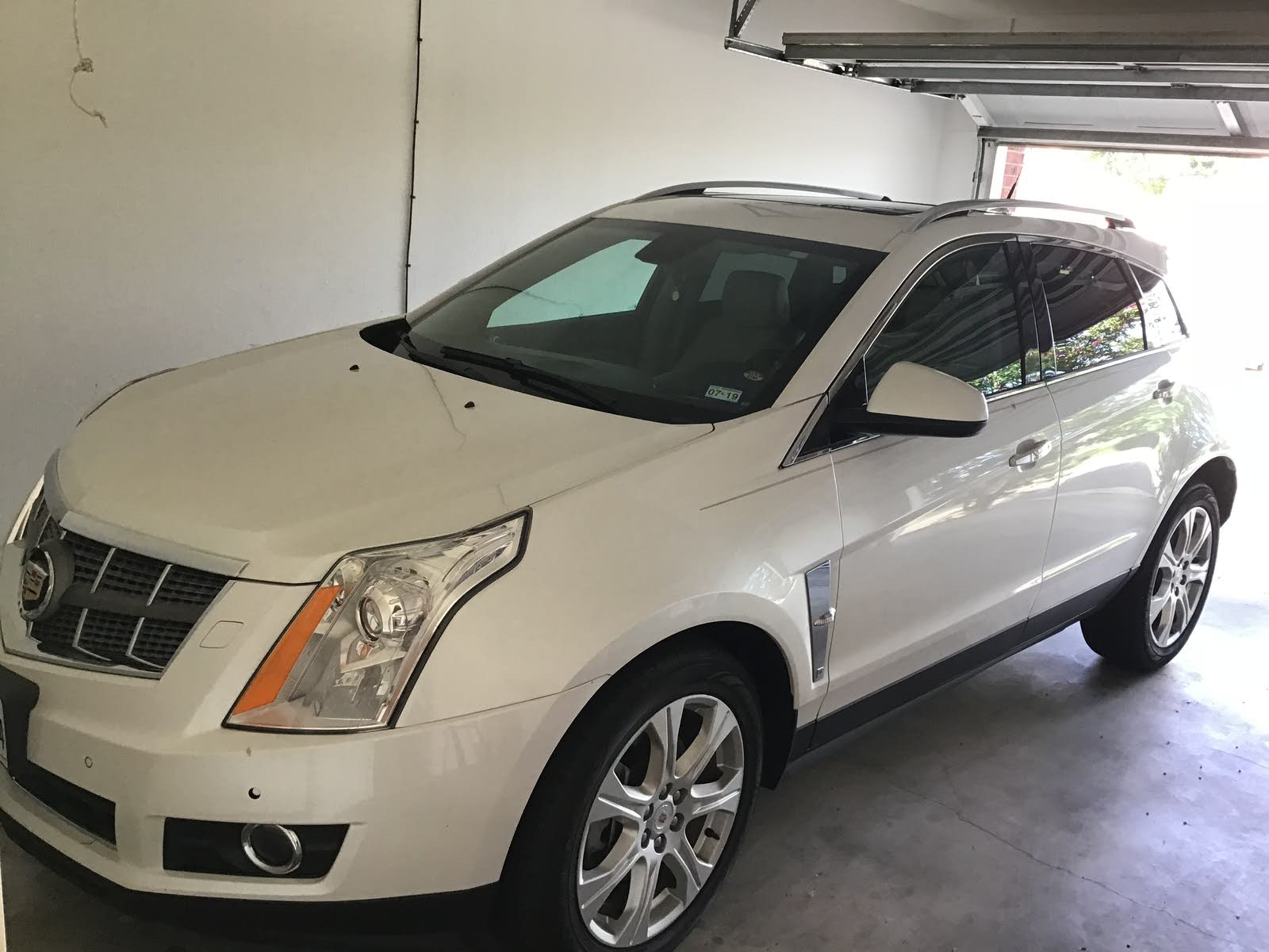 Cadillac Srx Questions Why Will The Remote Start On My Key Fob Not