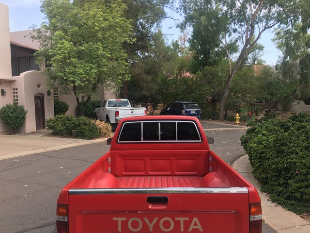 Picture of 1991 Toyota Pickup 2 Dr Deluxe Standard Cab SB