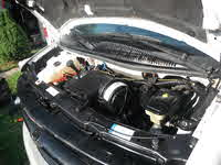 Picture of 2002 Chevrolet Express Cargo 3500 RWD, engine, gallery_worthy