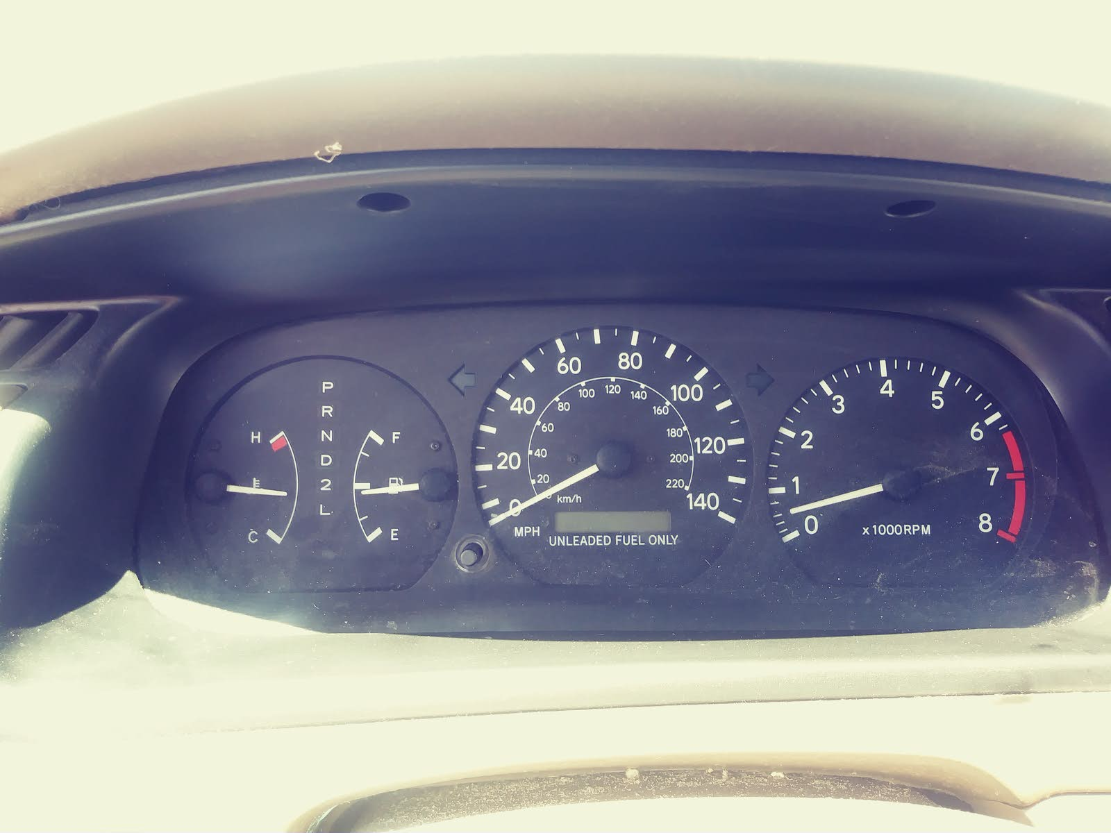 Toyota Camry Questions 1999 Speedometer Odometer Not Working Amp Gauge Mounting Problems Transmission Slipping Cargurus