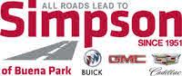Simpson Buick GMC logo