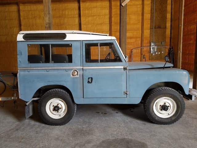 Picture of 1961 Land Rover Series II