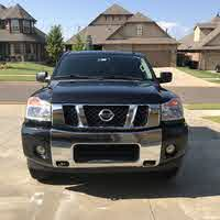 Picture of 2013 Nissan Titan SV Crew Cab 4WD, exterior, gallery_worthy
