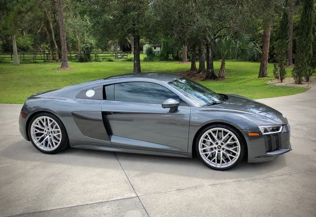 Picture of 2017 Audi R8 quattro V10 Coupe AWD, exterior, gallery_worthy