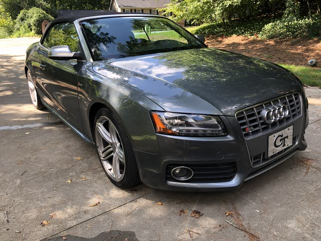 Audi S CarGurus - Audi s5 specs