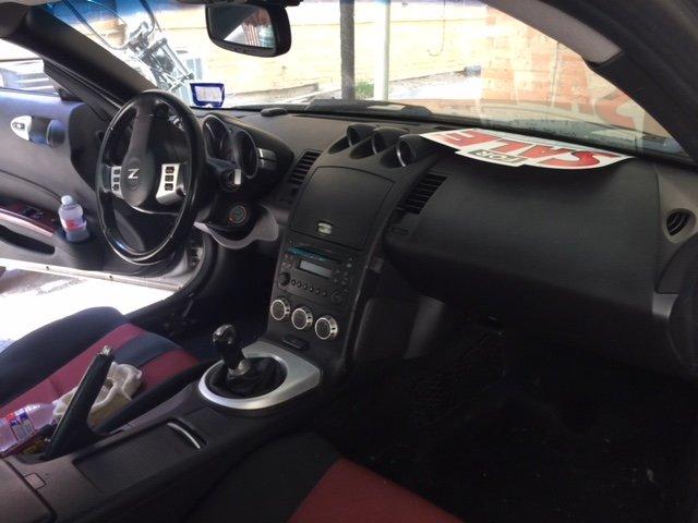 2007 Nissan 350z Interior Pictures Cargurus