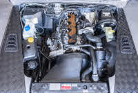 Picture of 1991 Land Rover Defender 90, engine, gallery_worthy