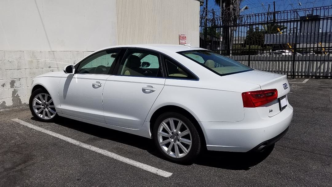 2013 Audi A6 Test Drive Review - CarGurus