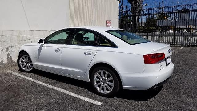 Foto de un 2013 Audi A6 2.0T Premium Plus Sedan FWD