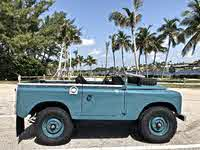 Picture of 1984 Land Rover Series III, exterior, gallery_worthy