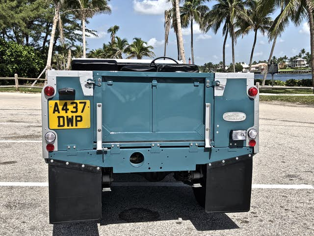 Picture of 1984 Land Rover Series III
