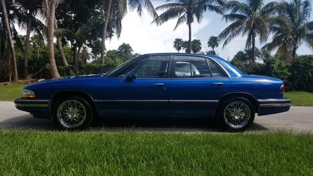 Picture of 1992 Buick LeSabre Custom Sedan FWD