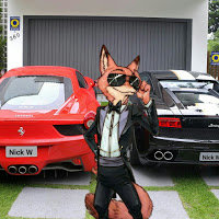 Nick Wilde of Ferrari