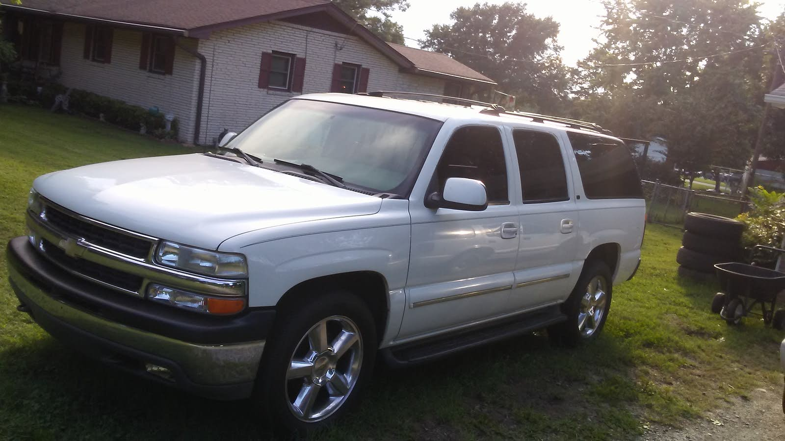 Chevrolet Suburban Questions I Have A 2004 Chevy Suburban And I