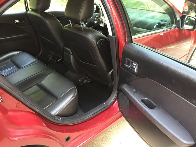 Picture of 2009 Mercury Milan V6 Premier, interior, gallery_worthy