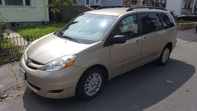 Picture of 2010 Toyota Sienna LE AWD