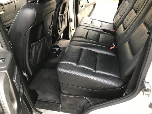Picture of 2008 Mercedes-Benz G-Class G 500, interior, gallery_worthy