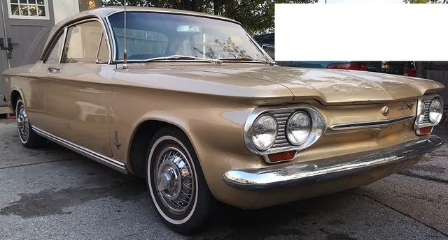 Picture of 1963 Chevrolet Corvair, exterior, gallery_worthy