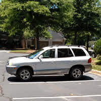 Picture of 2001 Hyundai Santa Fe 2.7L LX FWD, exterior, gallery_worthy