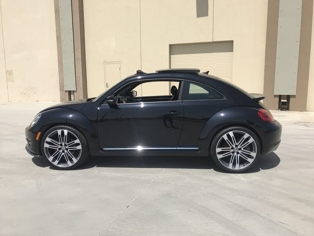 Picture of 2012 Volkswagen Beetle Turbo with Sunroof, Sound, and Navigation, exterior, gallery_worthy