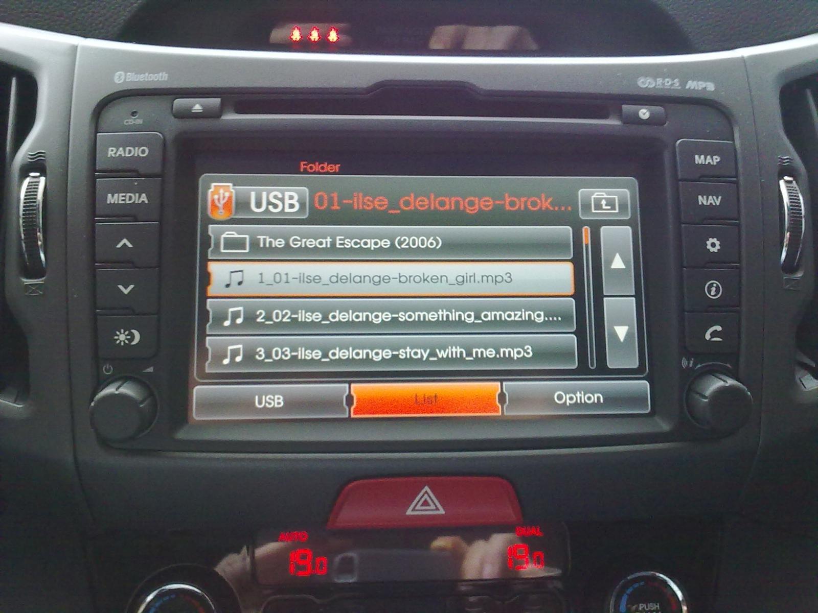 Kia Sportage Questions - kia sportage sat nav stereo reset - CarGurus